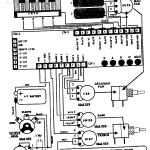 Godin Zeta-1 Verdrahtungsplan