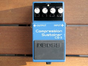 Boss CS-3 Compression & Sustainer