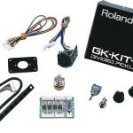 Bild zeigt alle Teile des GK-KIT-GT, allerdings auch die optionalen... nicht alles liegt der Packung bei