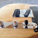 Unsichtbare Regelung, wenn der Tone-Regler zum MIDI-Regler wird