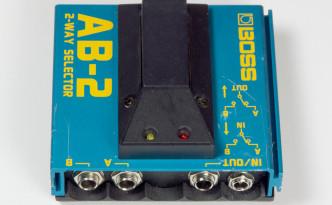 Boss AB-2 mit Netzanschluss