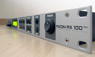 Axon AX 100 MKII Modifikation