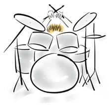 Lebirné Psychogramm Eines Drummers