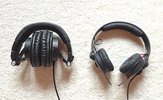 Sennheiser HD25 oder Audio-Technica ATH-M50