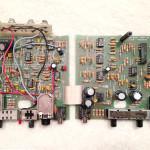 Rockman Headphone Amp - Platine
